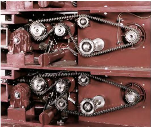 齒形鏈條齒輪